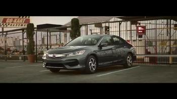 2016 Honda Accord TV Spot, 'Dreams'