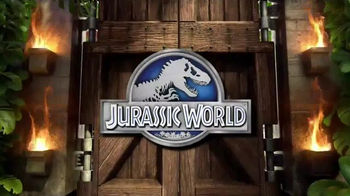 Jurassic World T Rex TV Spot, 'Nothing Can Stop It'