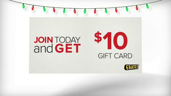 Ebates TV Spot, 'Holiday Testimonials' - Thumbnail 9