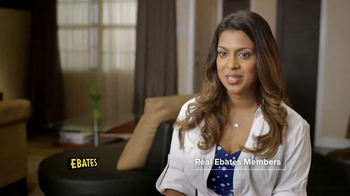 Ebates TV Spot, 'Holiday Testimonials' - Thumbnail 2