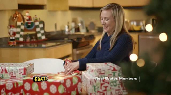 Ebates TV Spot, 'Holiday Testimonials'