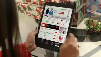 Ebates TV Spot, 'Holiday Testimonials' - Thumbnail 6