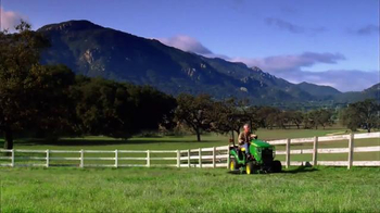 John Deere One Family Tractor TV Spot, 'What Do You Want to Get Done?'