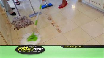 Big Boss Insta Mop Tv Commercial Swivel Design Ispot Tv