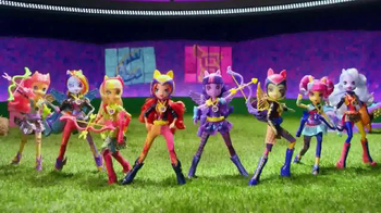 My Little Pony Equestria Girls TV Spot, 'Friendship Games'