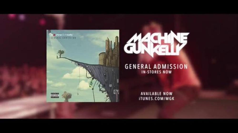 machine gun general admission