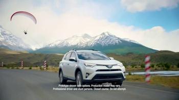 2017 Toyota RAV4 TV Spot, 'Paragliding'