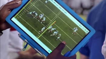 Microsoft Surface TV Spot, 'NFL Sidelines: Seahawks vs. 49ers'