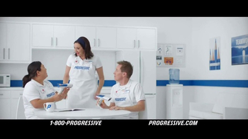 Progressive TV Spot, 'The Newbie'