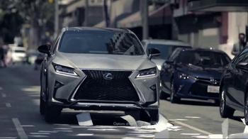 2017 Lexus RX TV Spot, 'To Err Is Human'