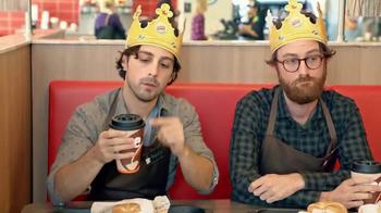 Burger King Joe Coffee TV Spot, 'So Simple'