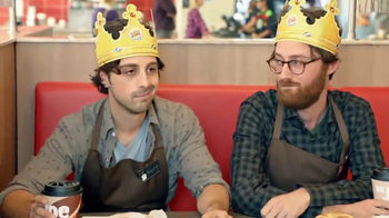 Burger King Joe Coffee TV Spot, 'So Simple'