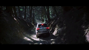 2017 Jeep Grand Cherokee TV Spot, 'Going Right Through'
