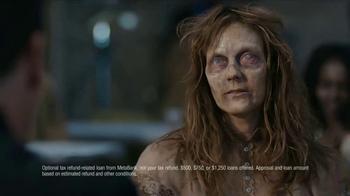 H&R Block TV Spot, 'Zombie' Featuring Jon Hamm