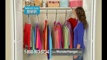 Wonder Hanger Max TV Spot, 'The Ultimate Organizer'