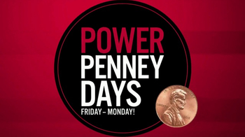 JCPenney Power Penney Days TV Spot, 'Tees and Tanks'