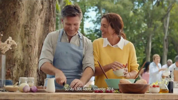 One A Day 50+ Healthy Advantage TV Spot, 'Outdoor Cooking'