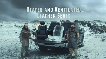 Ram Trucks: Vikings: Heated and Ventilated Seats