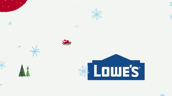 Lowe's Winter Savings Event TV Spot, 'Paints and Tile'