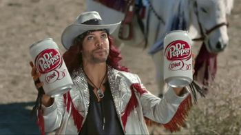 Diet Dr Pepper TV Spot, 'Lil' Sweet: Home on the Range' Ft. Justin Guarini