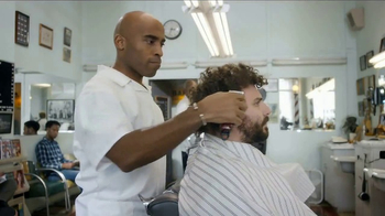 GEICO TV Spot, 'Tiki's Barber Shop: It's Not Surprising' Feat. Tiki Barber