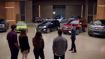 Chevrolet TV Spot, \'More Awards\'