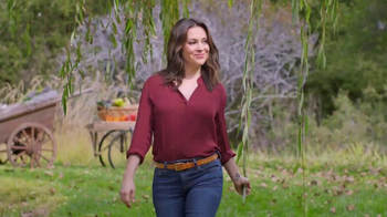 Atkins Harvest Trail Bars TV Spot, 'Happy Weight' Featuring Alyssa Milano