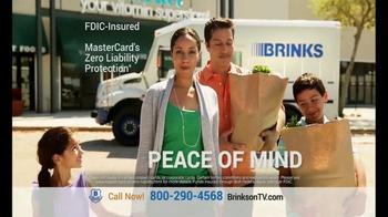 Brink's Prepaid MasterCard TV Spot, 'Valuable'