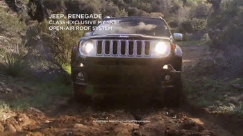 Jeep Start Something New Sales Event TV Spot, '2017 Resolutions'