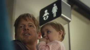 Angel Soft TV Spot, \'Just Dad\'