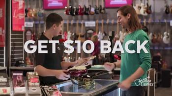 Guitar Center Big Payback TV Spot, 'Spend More, Earn More'