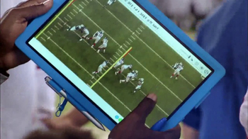 Microsoft Surface TV Spot, 'NFL Sidelines: Falcons vs. Saints'