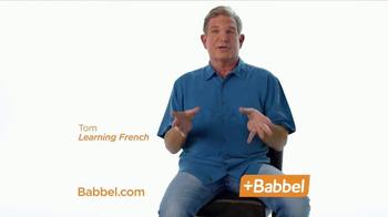 Babbel TV Spot, 'The Right Program'
