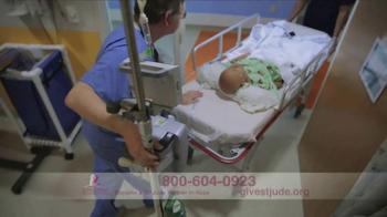 St. Jude Children's Research Hospital TV Spot, 'Save Children's Lives'
