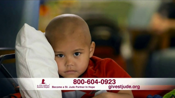 St. Jude Children\'s Research Hospital TV Spot, \'Save Children\'s Lives\'
