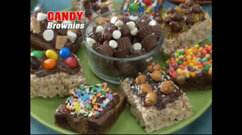 Red Copper Brownie Bonanza TV Spot, 'No Sticking' Featuring Cathy Mitchell
