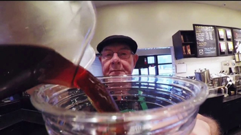 Starbucks TV Spot, 'Cold Brew 101 by Ron'