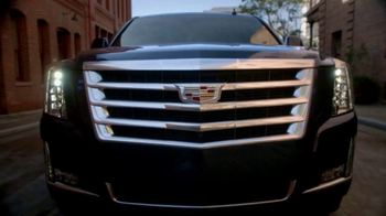 2017 Cadillac Escalade TV Spot, 'Perfect Fit' - Thumbnail 1