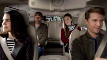 2017 Cadillac Escalade TV Spot, 'Perfect Fit'
