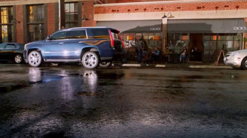 2017 Cadillac Escalade TV Spot, 'Perfect Fit' - Thumbnail 4