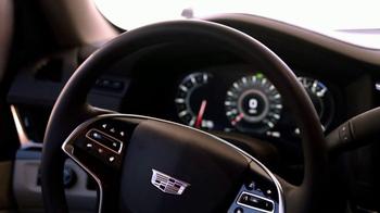 2017 Cadillac Escalade TV Spot, 'Perfect Fit' - Thumbnail 5