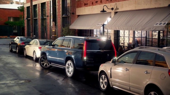 2017 Cadillac Escalade TV Spot, 'Perfect Fit' - Thumbnail 6