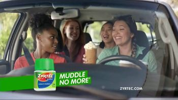 Zyrtec TV Spot, 'Carpool' - Thumbnail 7