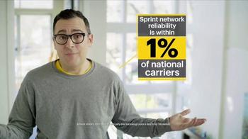 Sprint Unlimited Plan TV Spot, 'iPhone 7 & HD Video'