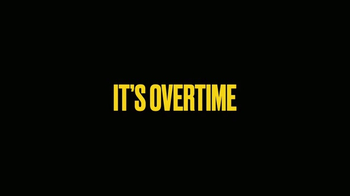 Buffalo Wild Wings TV Spot, 'Overtime Time'