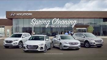 Hyundai Spring Cleaning Sales Event TV Spot, 'Garage: Elantra'
