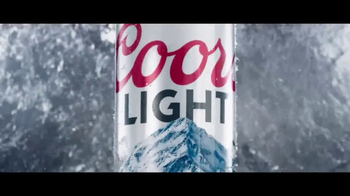 Coors Light TV Spot, 'Cold Blooded'