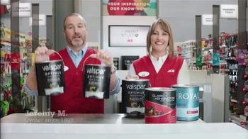 ACE Hardware Buy Two Get One Free Paint Sale TV Spot, 'Lots to Choose From'