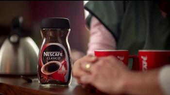 Nescafe Clásico TV Spot, 'Haz que cada momento se quede contigo' [Spanish] - Thumbnail 5