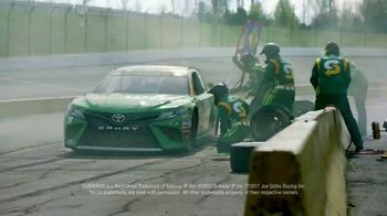 Subway TV Spot, 'Here to Race' Featuring Daniel Suarez
